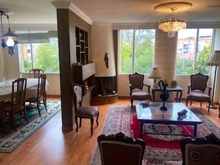 Apartamento en venta en Chicó Navarra, 163mt