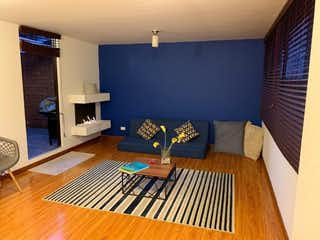Venta apartamento Chico Navarra, 55m2, 1 alcoba, 1 baño, terraza