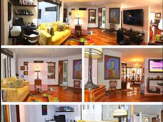 Un collage de fotos de una cocina y una cocina en Apartamento en venta en Bosque Medina, 176m² con Gimnasio...