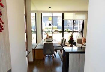 Apartamento En Venta En Bogota Colina Veramonte- cuenta con 2 habitaciones.