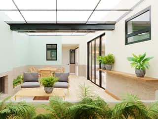 Apartamento en teusaquillo de39 mt2 renovado sobre planos