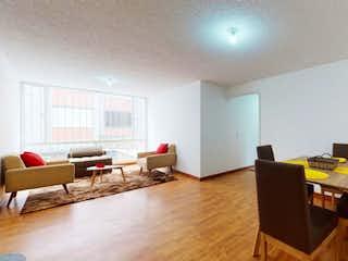 Apartamento en venta en Caobos Salazar, 81m²