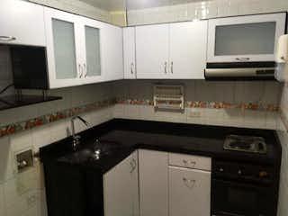 Zona Centro Bogota, Apartamento en venta en Las Nieves 56m²