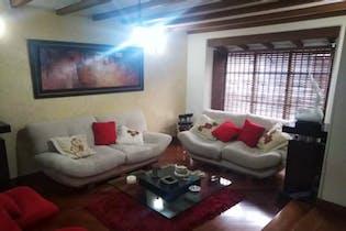 Casa En Venta En Bogota Santa Bárbara- 3 alcobas