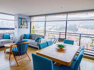 Apartamento en venta en Cedritos, 109mt con balcon