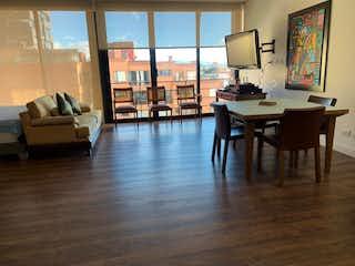 Apartamento en venta en Zona Industrial, 108mt con terraza
