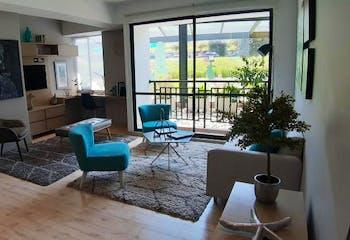 Apartamento en venta en Barrancas de 2 hab. con Piscina...