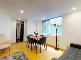 Apartamento en venta en Villemar, Fontibón Edificio Ambrosía de 44m²