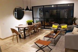 Apartamento en venta en Barrancas de 3 hab. con Zonas húmedas...