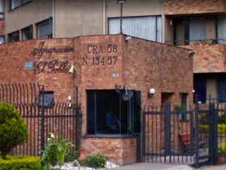 Apartamento en venta en Iberia, 91m²