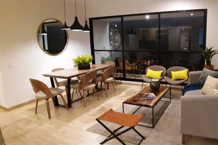 Portada Apartamento En Venta En Bogota Altablanca-Usaquén- 3 alcobas