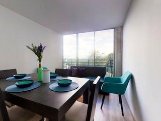 Apartamento en venta en La Gaitana 48m²