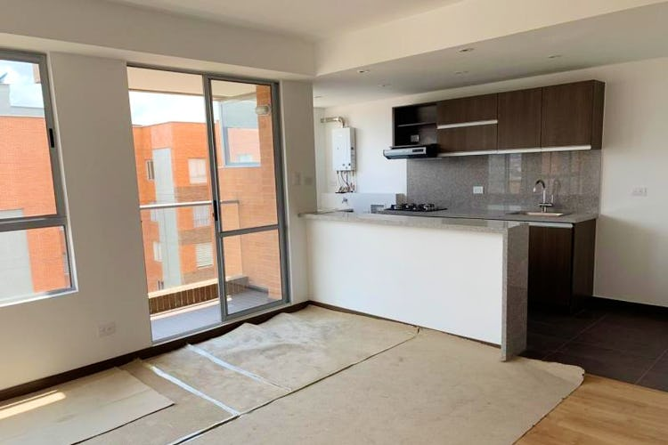 Portada Apartamento En Venta En Bogota La Uribe-Usaquén- 3 alcobas