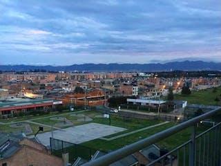 Apartamento en venta en Casco Urbano Mosquera con acceso a Piscina