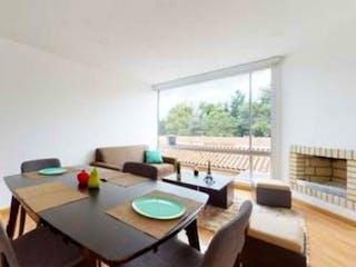 Apartamento en venta en Prado Pinzón, 77mt