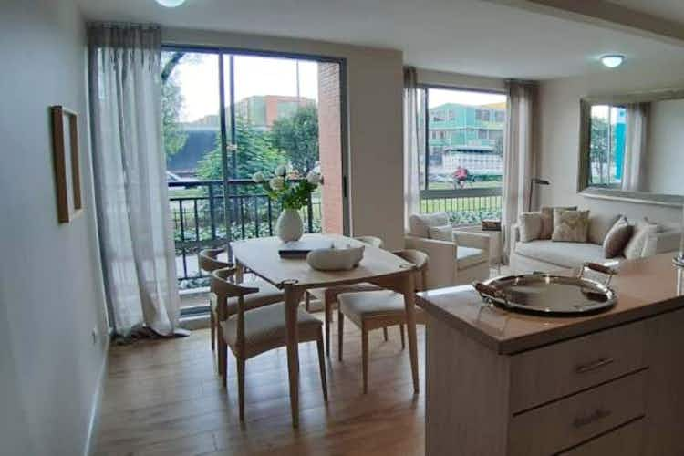 Portada Apartamento En Venta En Bogota Nueva Castilla, cuenta con 3 habitaciones.