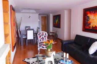 Apartamento En Venta En Bogota San Jose Del Prado, cuenta con 3 habitaciones y chimenea.