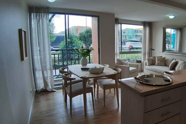 Portada Apartamento En Venta En Bogota Nueva Castilla- 3 alcobas