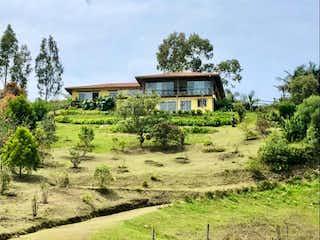 Casa Campestre con imponente vista