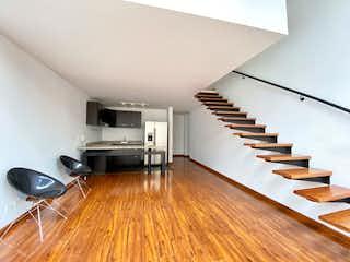 Apartamento en venta en Chicó Reservado, 71mt duplex
