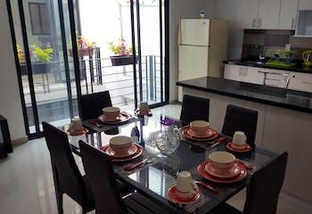 Departamento en venta en Portales Sur, 100 m² con balcón