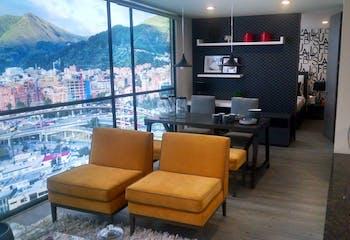 Apartamento en venta en La Castellana de 54m² con Gimnasio...