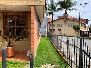 Casa en venta en San Antonio De Pereira de 3 habitaciones
