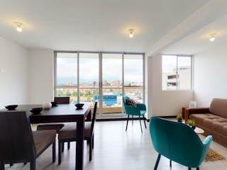 Apartamento en venta en Barrio El Tintal 63m² con Piscina...
