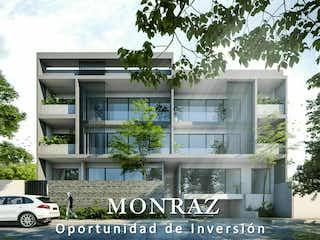 Departamento en venta Monraz