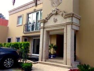 Excelente casa en venta sobre Paseo de la Reforma