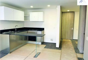 Apartamento en La Carolina con 114m2, 2 Alcobas, para Estrenar.