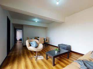 Apartamento en venta en Carlos Lleras de 67m² con Jardín...
