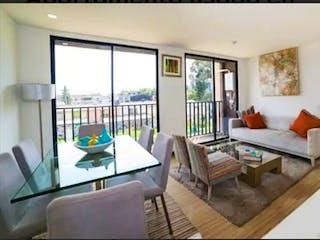 Apartamento en venta en Capellania, 87mt con balcon