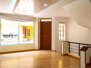 Casa en venta en Prado Pinzón, 125mt de tres niveles