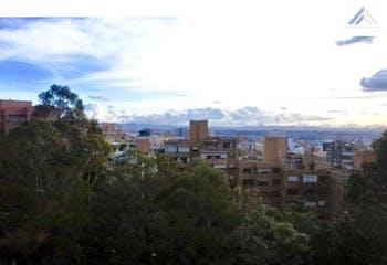 Apartamento en Venta sector Rosales con chimenea y 2 Parqueaderos.