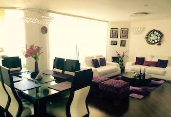 Apartamento en venta en Rincón Del Chicó, 134m² con Bbq...
