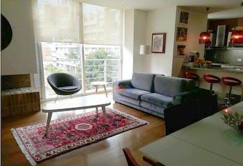 Apartamento en venta en Rincón Del Chicó 91m² con Balcón...