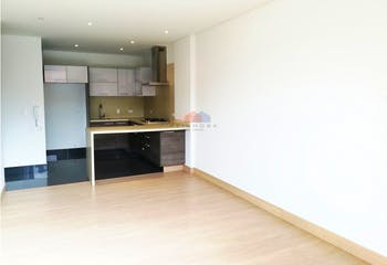 Apartamento en venta en Chicó Reservado, de 56,51mtrs2