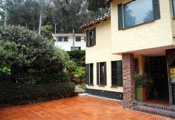 Casa En Venta En Bogota Bosque De Pinos-Usaquén- 3 alcobas