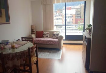 Apartamento en venta en Palermo de 55m²