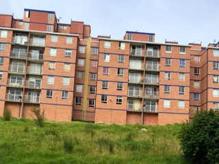 Apartamento en venta en La Estrellita Norte de 3 hab.