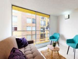 Apartamento en venta en Nueva Marsella, 60mt