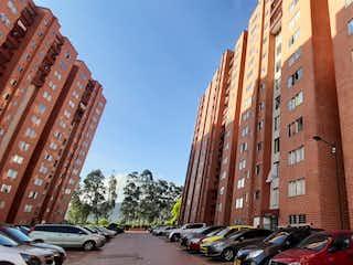 Apartamento en venta en Sabana De Tibabuyes 54m² con Piscina...