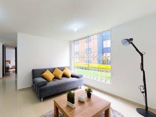 Apartamento en venta en Barrio El Tintal de 54m² con Jardín...