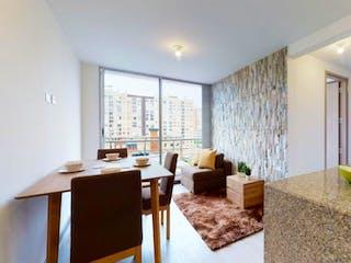 Apartamento en venta en Villemar de 3 alcobas