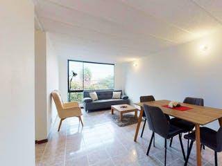 Apartamento en venta en Los álamos de 62m² con Piscina...