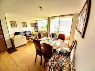 Apartamento en venta en Verbenal, 94mt con balcon