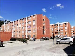 Apartamento en venta en Casco Urbano Zipaquirá, 47m²