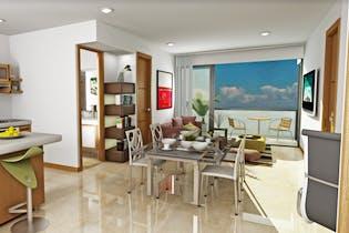 Vivienda nueva, Mocaccino, Apartamentos en venta en El Carmelo con 84m²