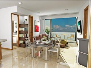 Mocaccino, apartamentos sobre planos en Sabaneta, Sabaneta